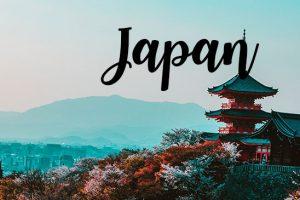 ประเทศที่ไม่ต้องขอวีซ่า JAPAN