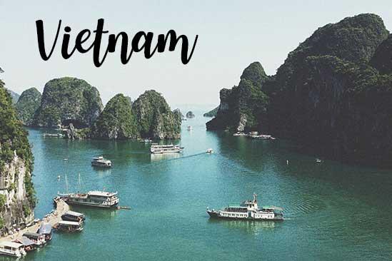 ประเทศใกล้บ้านที่น่าเที่ยว ไม่ต้องขอ VISA EP.6 เวียดนาม