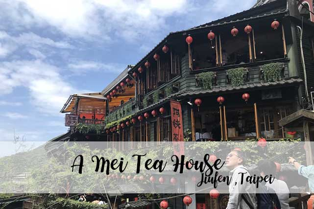 A MEI TEA HOUSE
