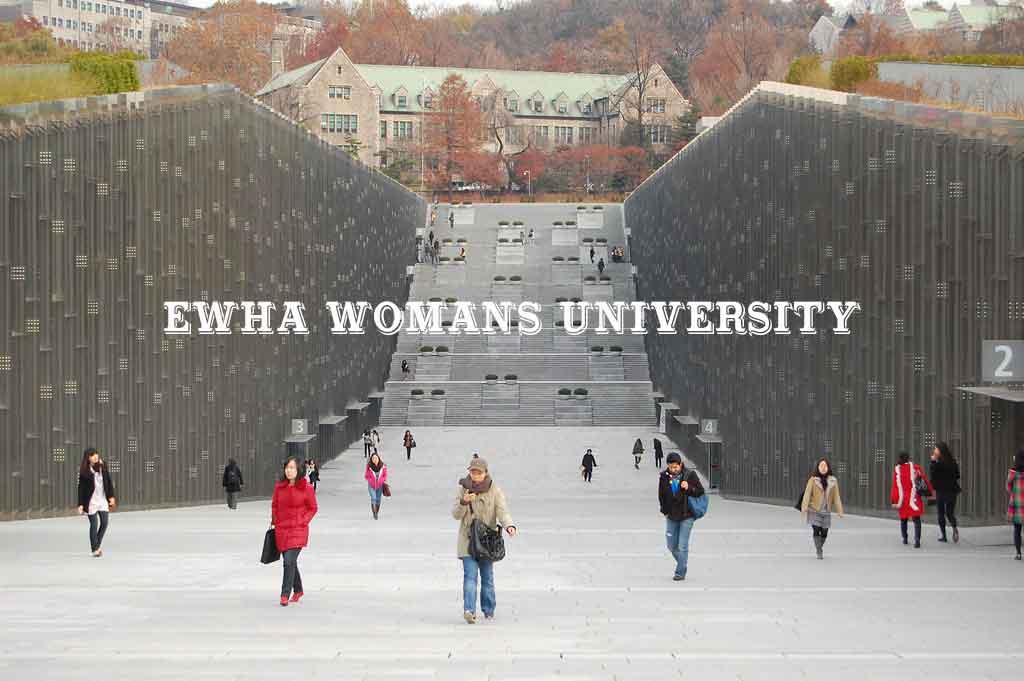 ไปทำตัวเป็นเด็กมหาลัยที่เกาหลี กับ Ewha Womans University