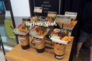 Nuclear Steak เกาหลี