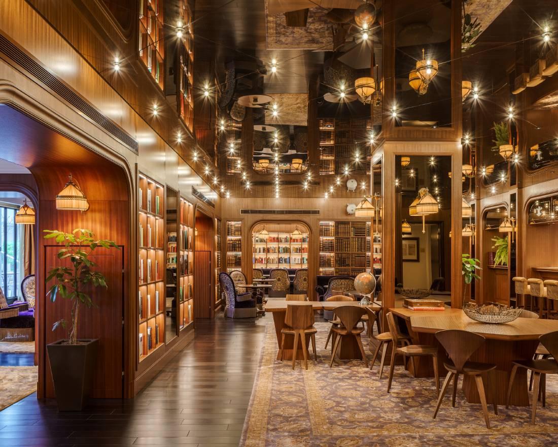 โรงแรม Six Senses Maxwell Singapore