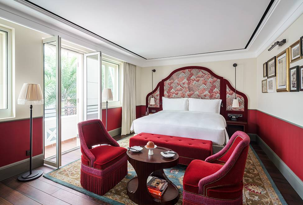 โรงแรม Six Senses Maxwell Singapore