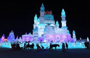 เทศกาลหิมะ ฮาร์บิน 2020 เที่ยวจีน เทศกาลแห่งความหนาวสุดยิ่งใหญ่