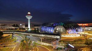 Jewel Changi Airport ห้างสุดเท่ ใกล้สนามบิน