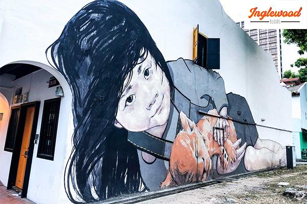 Mural art สิงคโปร์ เที่ยวญี่ปุ่น ท่องเที่ยวต่างประเทศ ทริคการเดินทาง เที่ยวไต้หวัน เที่ยวสิงคโปร์ MuralArt
